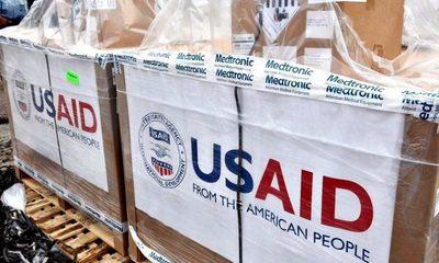 Paraguay recibe primera tanda de respiradores donados por Estados Unidos – Diario TNPRESS