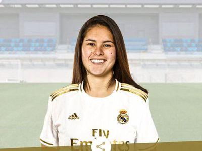 Jessica Martínez ya luce los colores del Real Madrid
