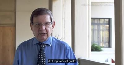 Carlos Martini insta a no viralizar el miedo y la desinformación
