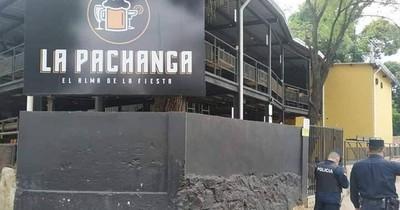 Aglomeración en bar: Imputan a concejal de San Lorenzo y a dos personas más