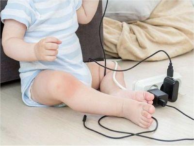 Niño de 1 año y 8 meses muere electrocutado en Tobatí