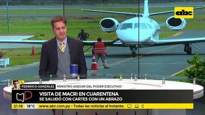 ¿Macri respetó todas las medidas sanitarias?