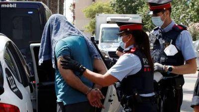 Los yihadistas detenidos planeaban atentar con explosivos en Barcelona
