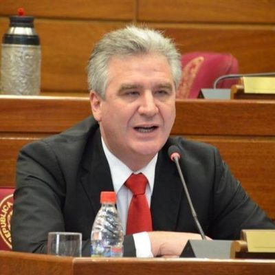 Bacchetta renunció al liderazgo de bancada de Añetete en el Senado
