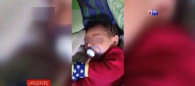 Bebé lucha por su vida mientras aguarda por una cama en terapia