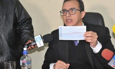 Marino Méndez se reintegró  como juez en Ciudad del Este – Diario TNPRESS