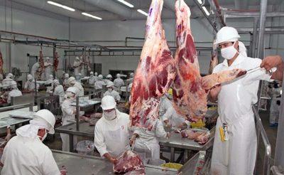 Primer embarque de carne nacional llegó a  Arabia Saudita