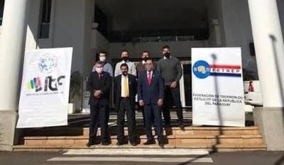 HOY / ITF reconoce a las nuevas autoridades de la FETREP