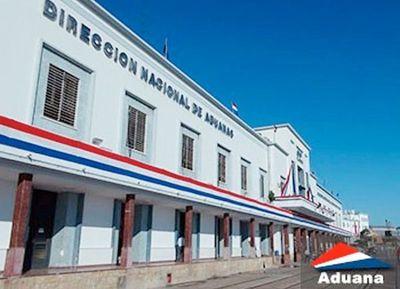 Aduanas cobró G. 5.428 millones a Garden por impuesto y multa