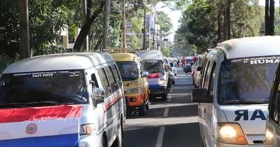 Esta tarde realizan otra caravana contra el endeudamiento y el desempleo, a nivel nacional