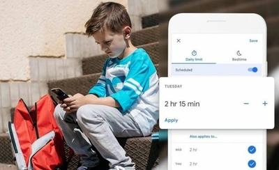 HOY / Google Family Link: cómo controlar lo que hacen los hijos con el celular en tiempos de pandemia