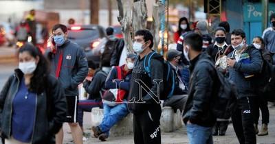 Trabajadores con síntomas respiratorios no deben ir a trabajar, confirma Salud