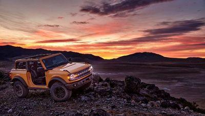 Ford volvió a presentar en EE.UU. el icónico Bronco luego de 24 años