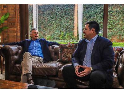 Diputados opositores pedirán un informe sobre la visita de Macri