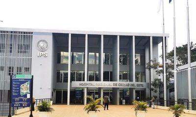 IPS de CDE pide a asegurados no acudir a hospital