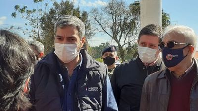 """""""Eduardo Petta goza de mi confianza, es una persona honesta""""- Mario Abdo"""