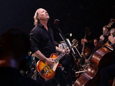 Metallica publicará en agosto el disco sinfónico y en directo S&M2
