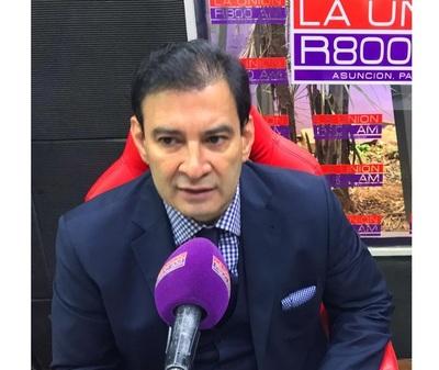 Silvio Ovelar apoya acercamiento entre Abdo y Cartes: 'Para enfrentar la post pandemia necesitamos un gran pacto político'