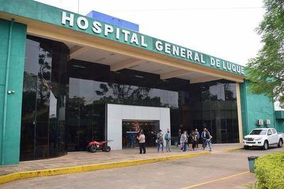 COVID-19: Aseguran que médicos y enfermeros del Hospital General de Luque no se contagiaron