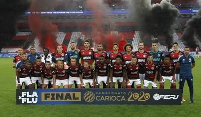 Flamengo se queda con el Torneo Carioca