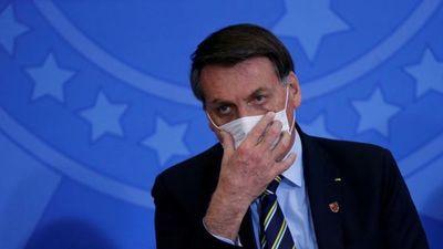 Bolsonaro vuelve a dar positivo por coronavirus