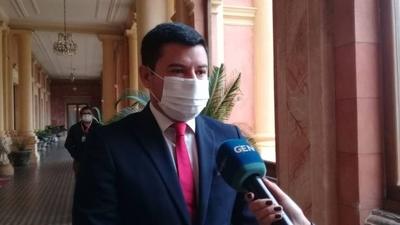 HOY / Titular del Indert recibe respaldo de Abdo para seguir en el cargo