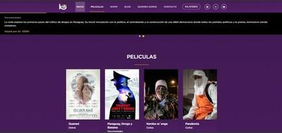 Esta noche es el lanzamiento de Kili Video, la plataforma digital paraguaya
