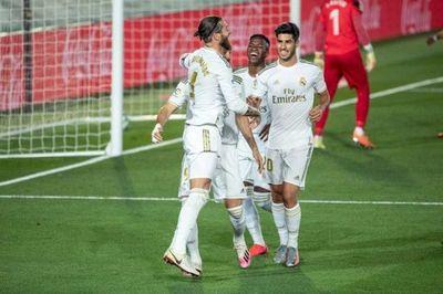 El Madrid se consagra campeón en España