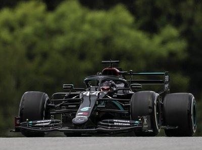 Lewis Hamilton se hace con la pole position en Hungría
