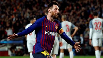 Messi suma un nuevo récord tras lograr su séptimo título de máximo goleador
