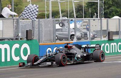 Hamilton toma el mando en la F1