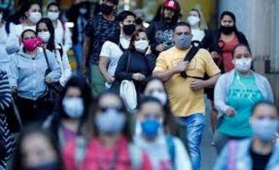 Portada Actualidad Brasil supera las 80.000 muertes por coronavirus en total y suma otros 20.000 nuevos casos