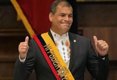 Por corrupción: Confirman sentencia de 8 años de prisión para expresidente de Ecuador