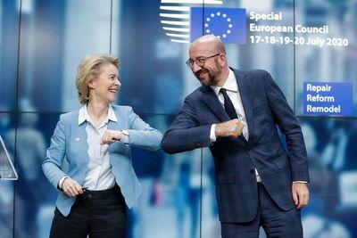 La UE acuerda histórico plan de reconstrucción poscoronavirus