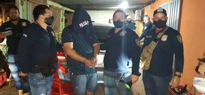 Detienen a sindicado de participar del crimen de guardia de la cárcel de Oviedo