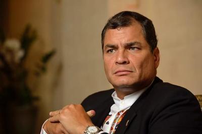 Justicia de Ecuador ratifica sentencia de 8 años de cárcel para Rafael Correa