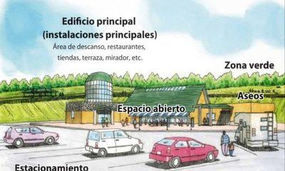 Impulsan construcción de paradas de descanso para dinamizar turismo