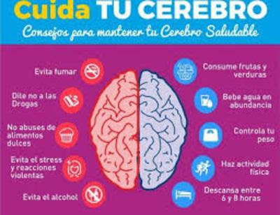 Apelan a cuidar la salud cerebral para una vida feliz