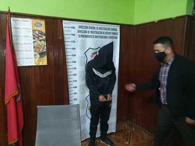Policía detiene a supuesto asaltante express de financiera