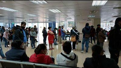 IPS de CDE sin sistema por segundo día consecutivo