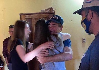 Tamiozzo logró evadir a los secuestradores