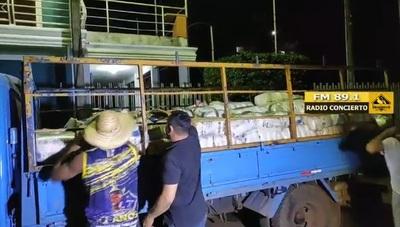 Procesan a responsable de cargamento de azúcar que habría ingresado de contrabando al país
