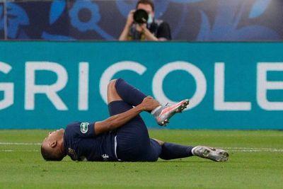 Mbappé es duda para duelo de Champions