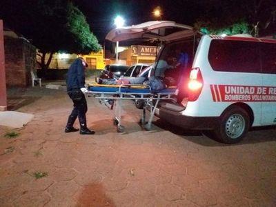 Choque entre motociclistas deja un fallecido en Pedro Juan Caballero
