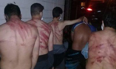 Fiscalía de DDHH debe imputar esta semana a marinos que torturaron a vecinos