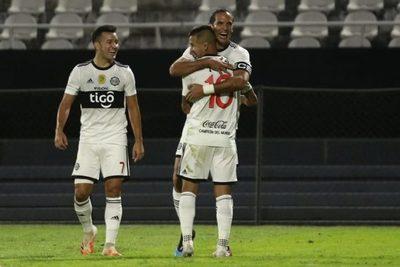 Olimpia ganó contra Sol de América y sigue segundo en la tabla del Torneo Apertura