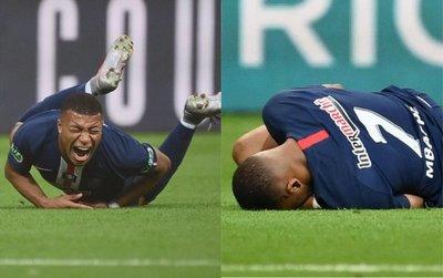 Se confirma que Mbappé no estará disponible para el regreso de la Champions
