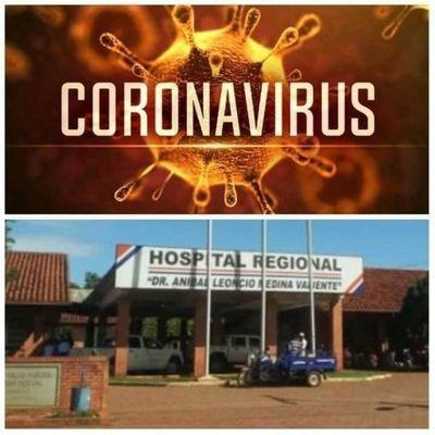 Confirman tres nuevos casos de Covid-19 en Amambay, dos de ellos sin nexo