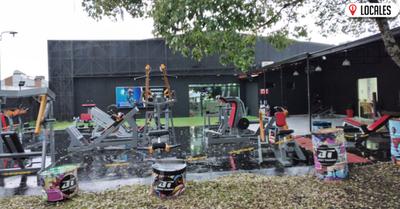 Malvivientes se apoderan de dinero del interior de un gimnasio en Encarnación