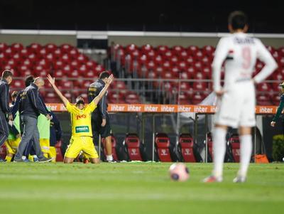 El Mirassol, de la cuarta categoría, deja afuera del Campeonato Paulista al Sao Paulo de Dani Alves y Juanfran